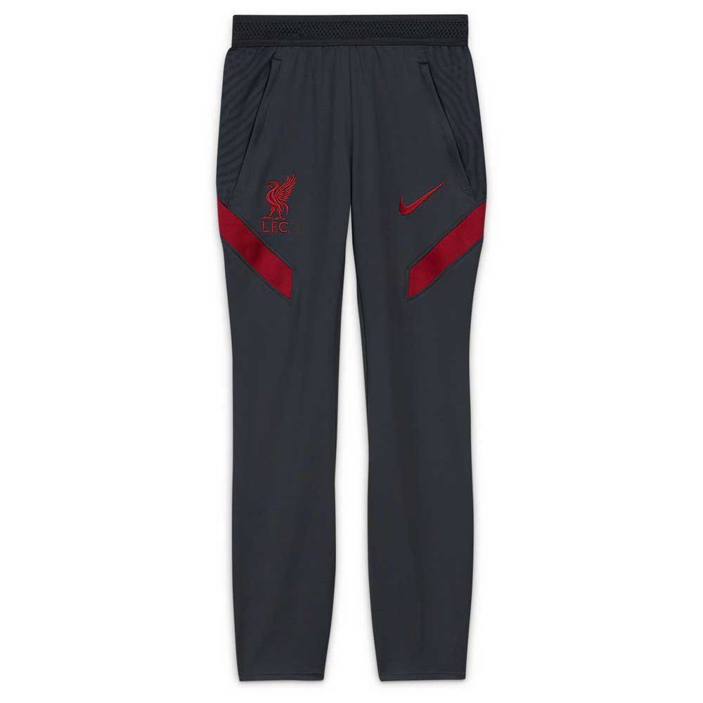 Nike Liverpool Fc Dry Strike 20 21 Junior Grey Goalinn