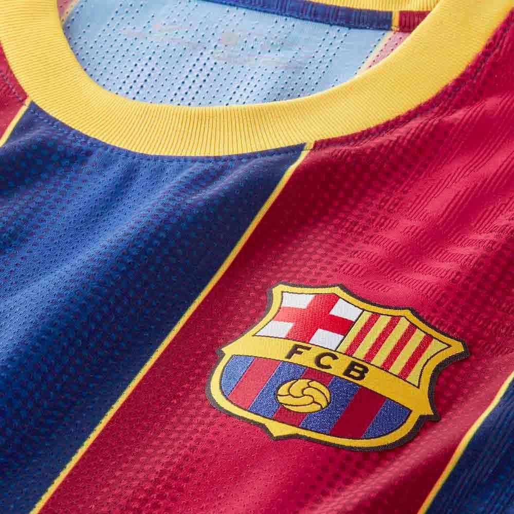 Nike Fc Barcelona Home Vapor Match 20 21 Red Goalinn