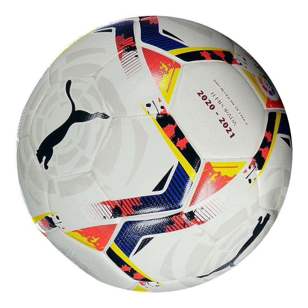 Puma Ballon Football LaLiga 1 Accelerate Hybrid 20/21 Blanc, Goalinn