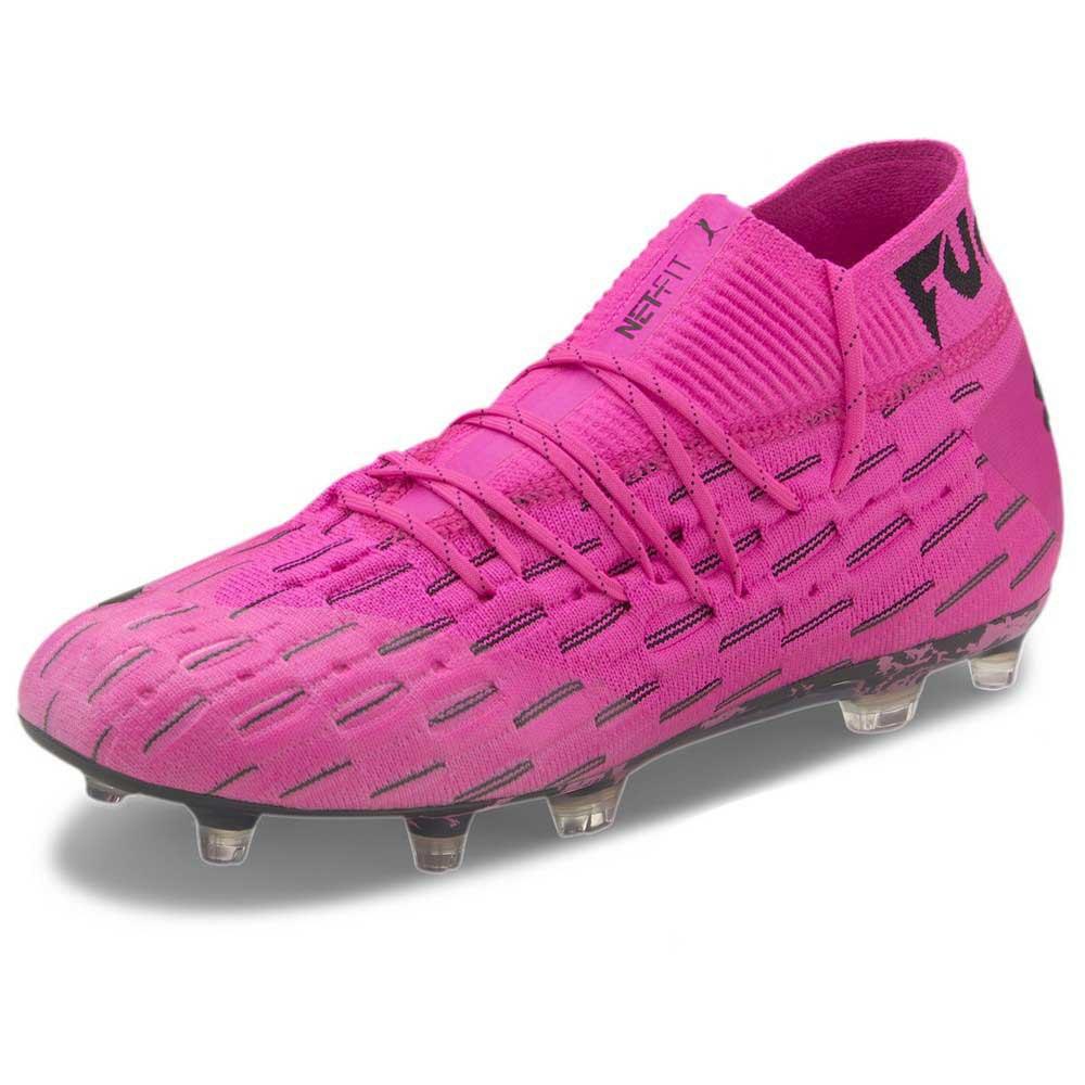Puma Future 6.1 Netfit FG/AG Football Boots Pink, Goalinn