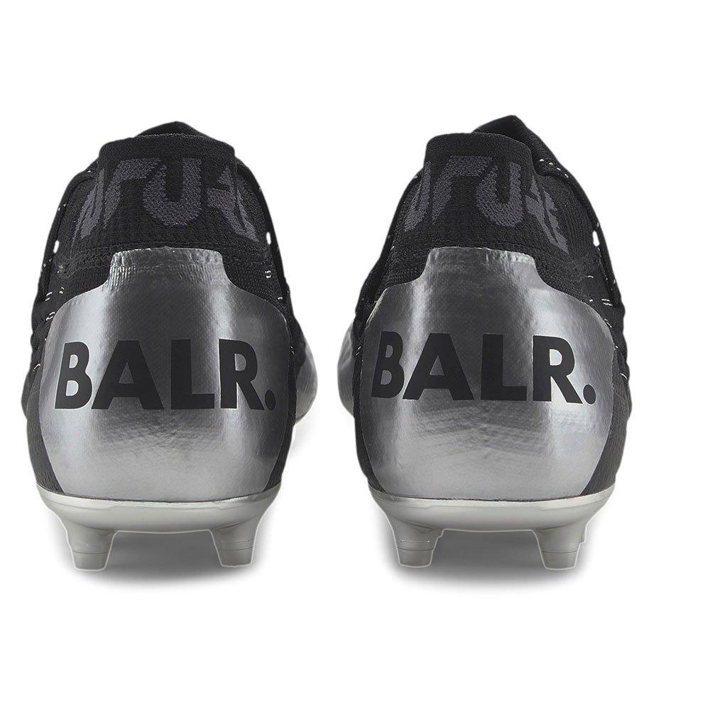 Puma Future 6.1 Netfit Balr. FG/AG Football Boots Black, Goalinn