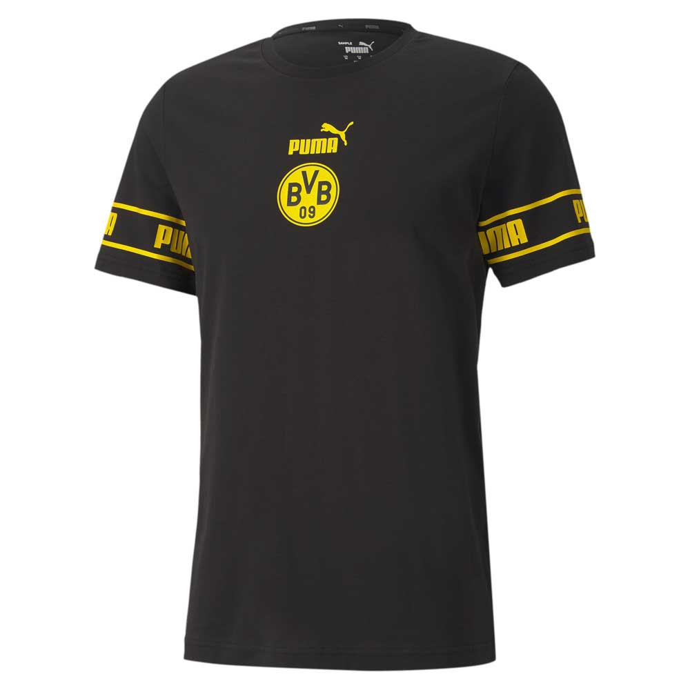 Puma Borussia Dortmund Ftblculture 20 21 Black Goalinn