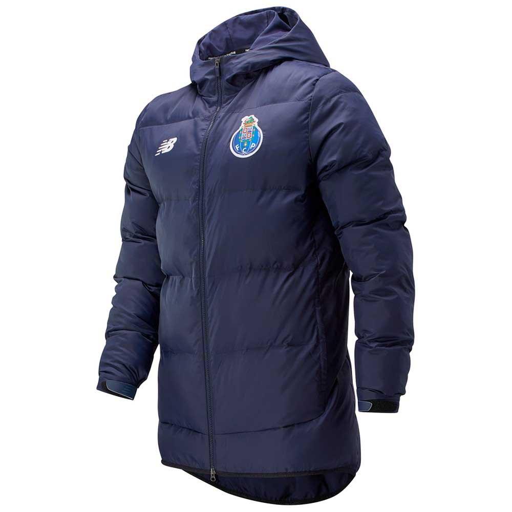 New balance FC Porto Padded 20/21 Jacket Blue, Goalinn