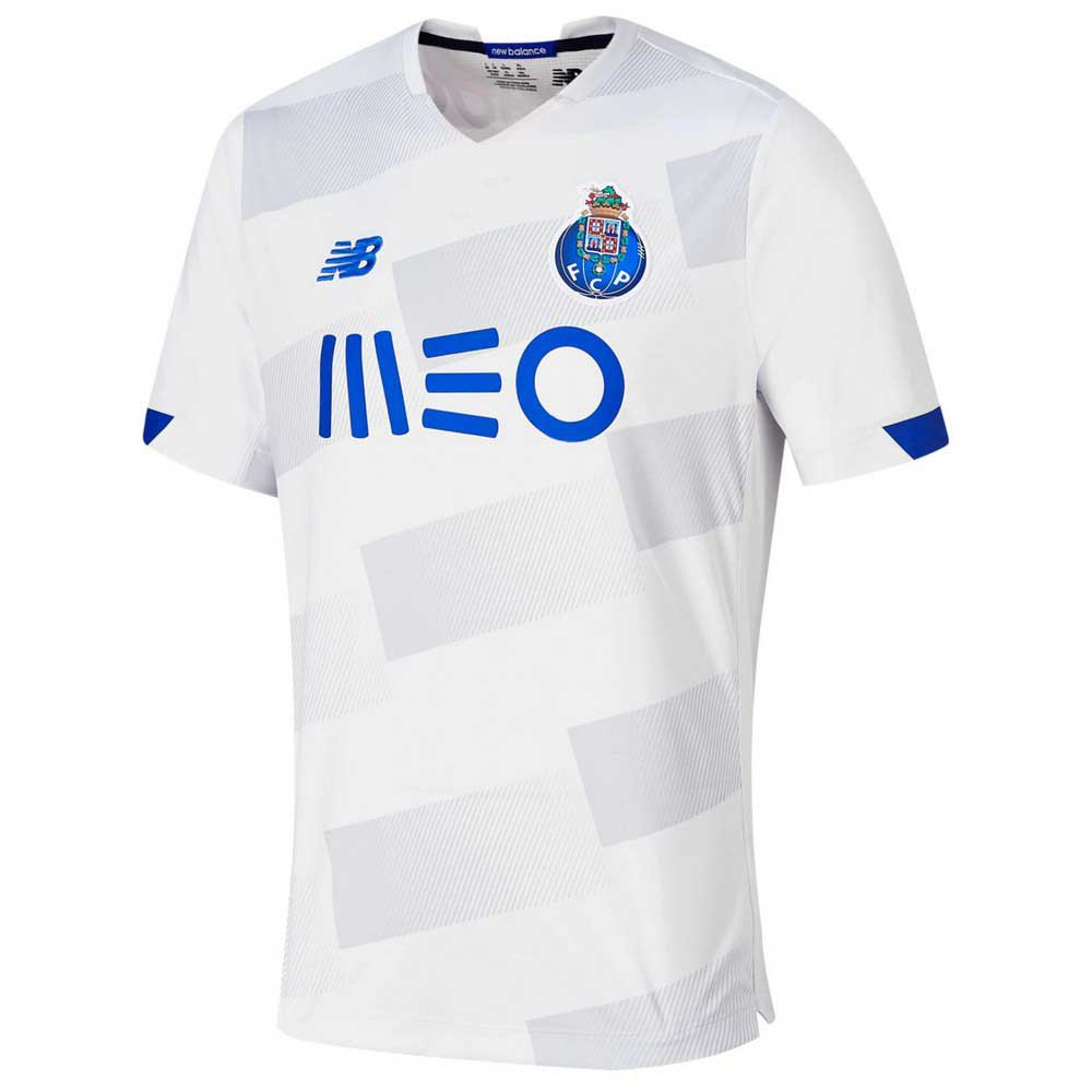 Céntrico alias cortar  New balance FC Porto 3rd 20/21 White buy and offers on Goalinn