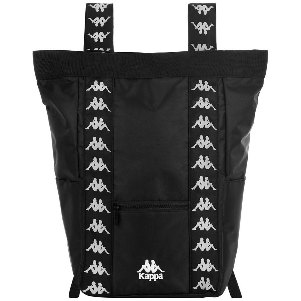 indigeno Essere soddisfatto alloggiamento  Kappa Aninges Authentic Backpack Black buy and offers on Goalinn