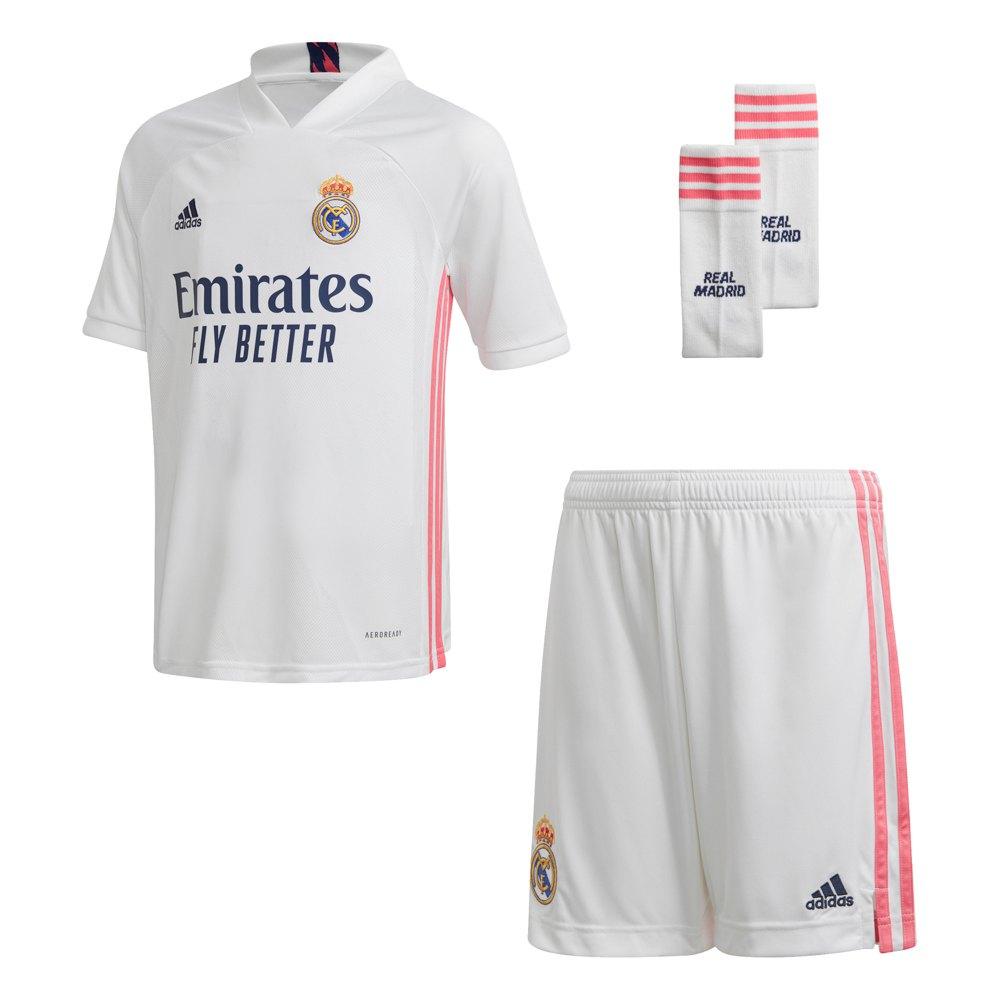 adidas Real Madrid Home Mini 20/21 Set