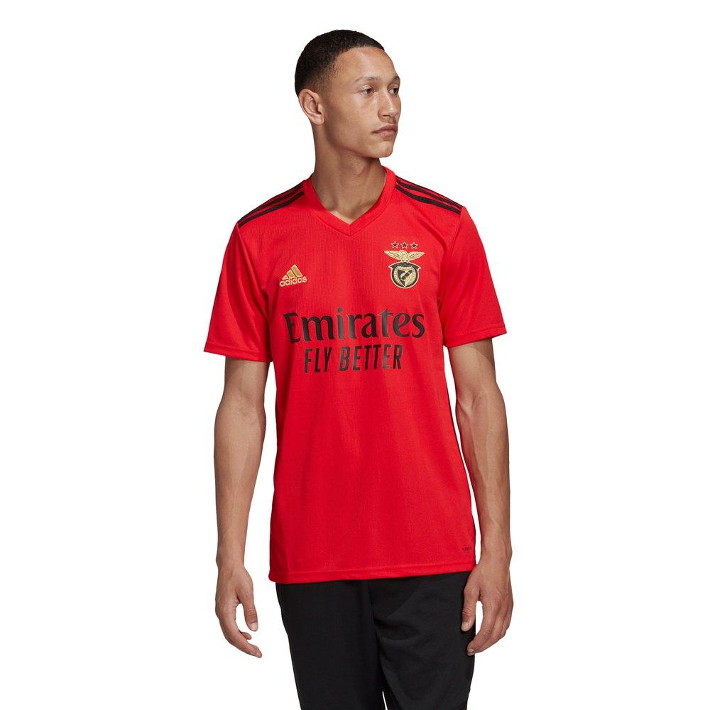 adidas SL Benfica Home 20/21 T-Shirt Red, Goalinn