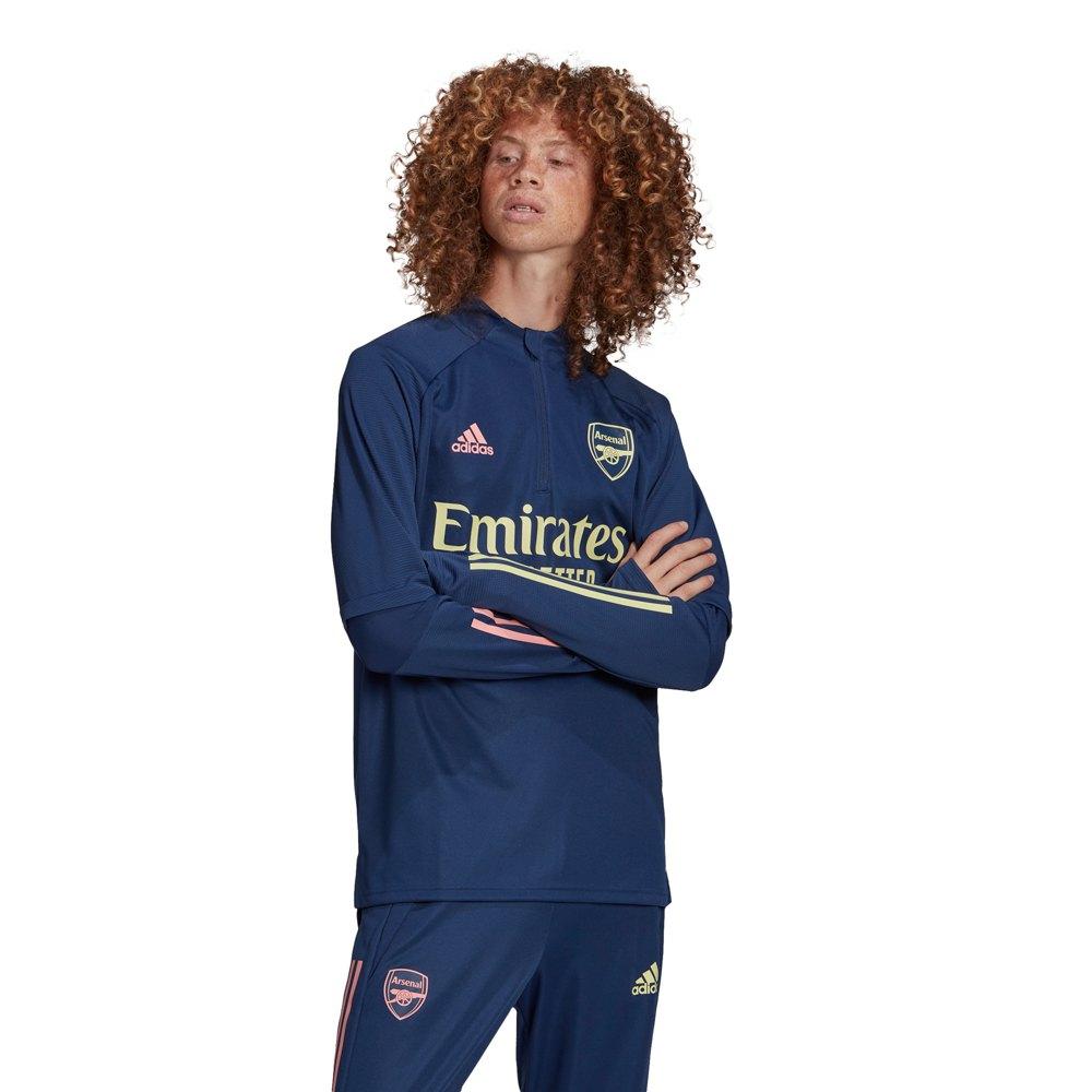 adidas Arsenal FC Training 20/21 T-Shirt Blue, Goalinn