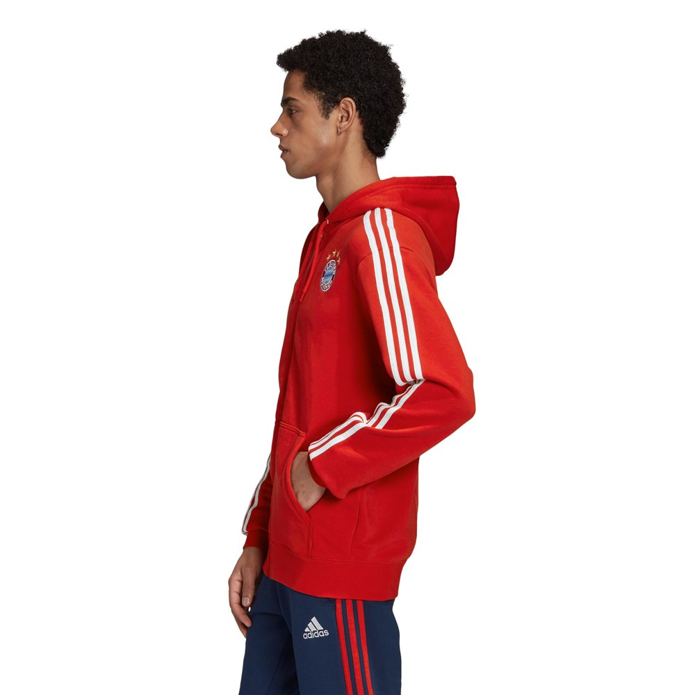 adidas Felpa FC Bayern Munich 3 Stripes 20/21