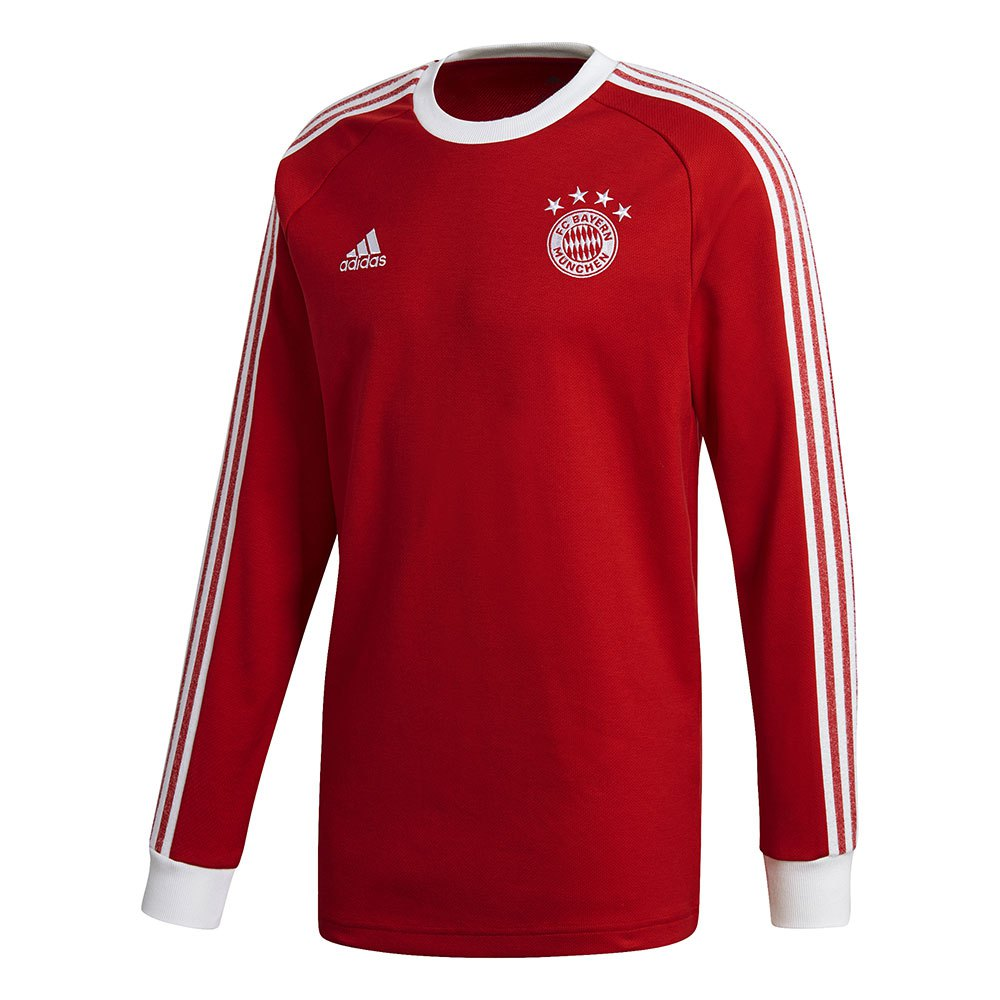 adidas FC Bayern Munich Icons 20/21 T-Shirt Red, Goalinn