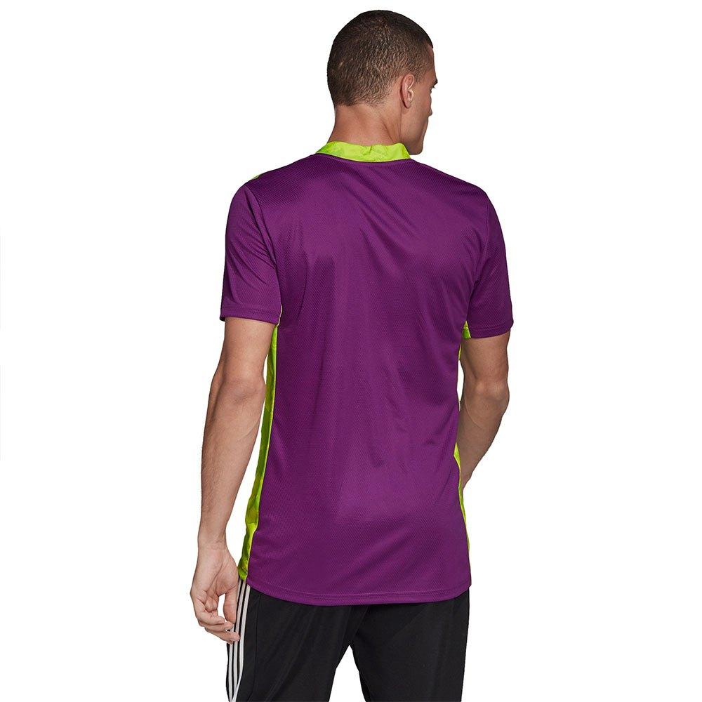 adidas Adipro 20 Short Sleeve T-Shirt Blue, Goalinn
