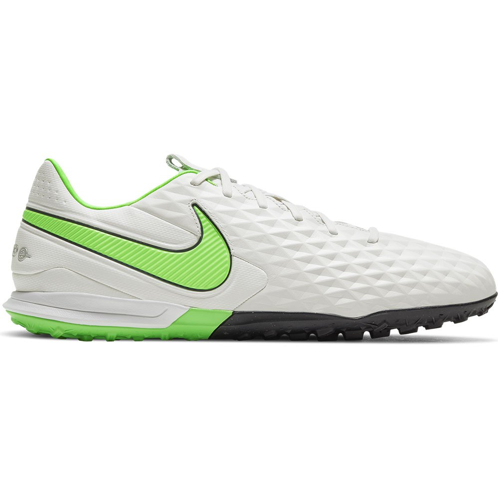 Nike Chaussures Football Tiempo Legend VIII Pro TF Blanc, Goalinn