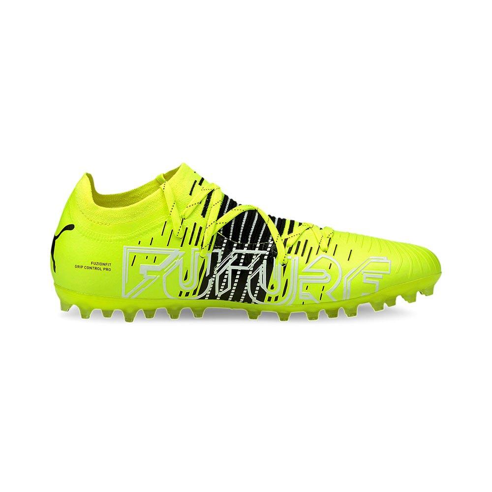 Puma Future Z 2.1 MG Football Boots Yellow, Goalinn