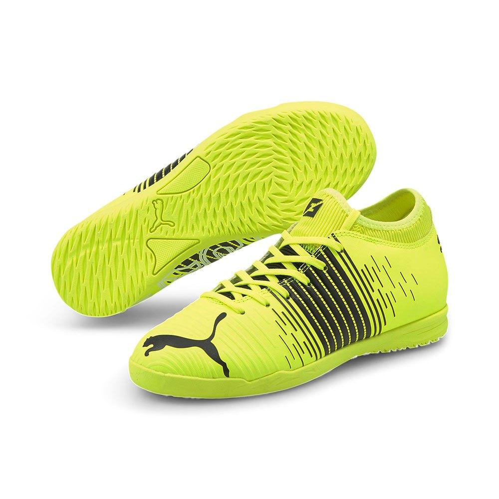 Puma Future Z 4.1 IT Indoor Football Shoes Black, Goalinn