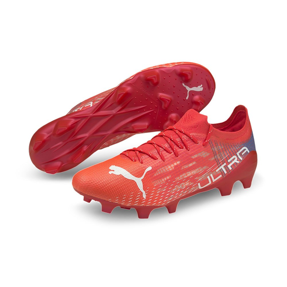 Puma Ultra 1.3 FG/AG Red buy and offers on Goalinn