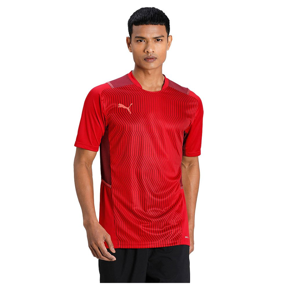 Puma Teamcup Training Short Sleeve T-Shirt