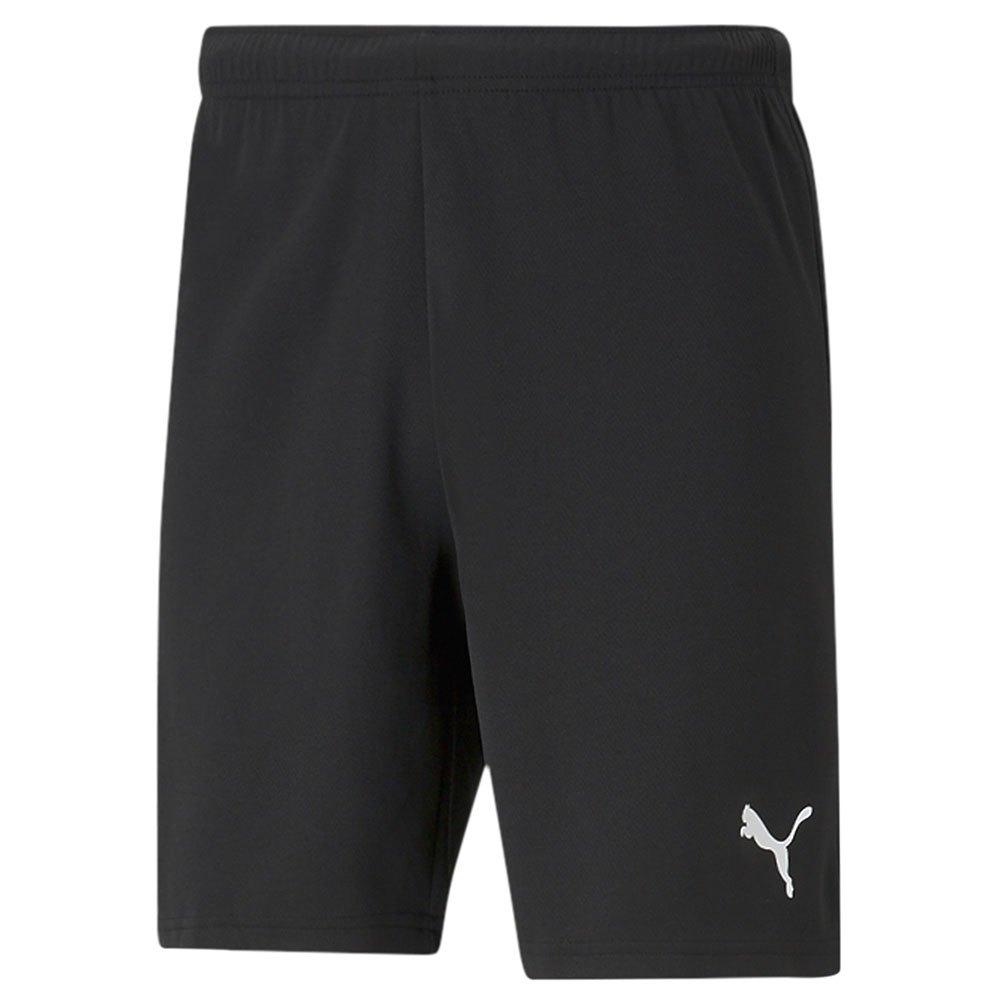 Puma TeamRise Shorts Black buy and offers on Goalinn