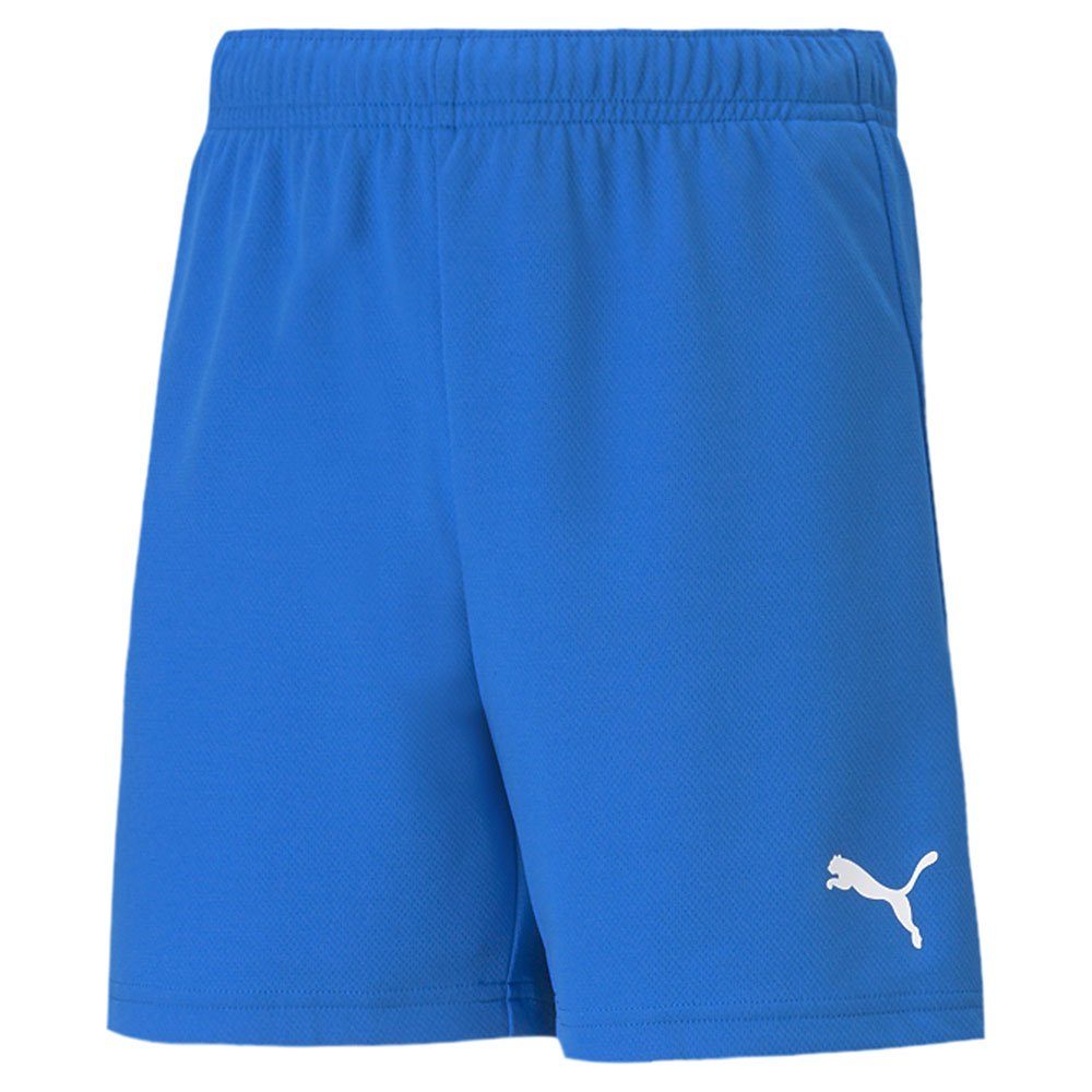 Puma TeamRise Shorts Blue buy and offers on Goalinn