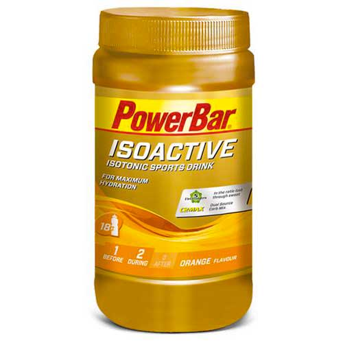 Powerbar Isoactive 1320g Orange