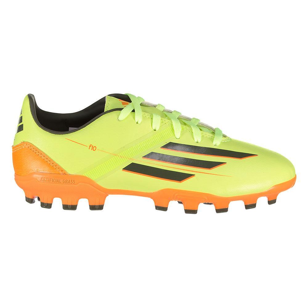 db4368e263 adidas F10 TRX AG Amarelo comprar e ofertas na Goalinn Futebol júnior