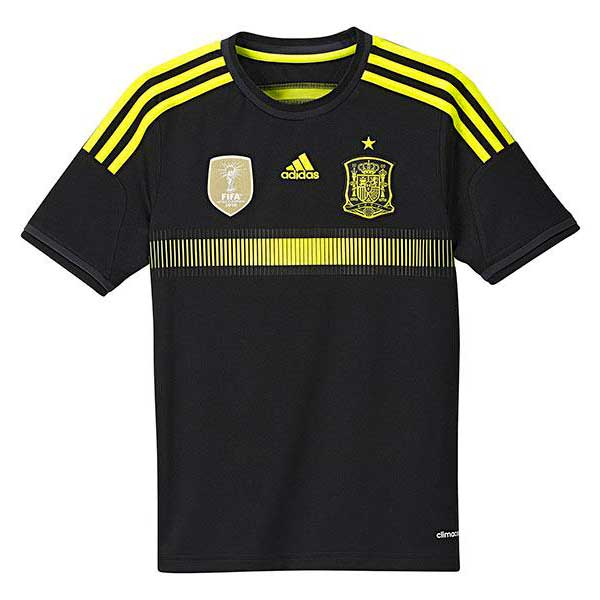 adidas Spain Away Goalkeeper 2014 Junior
