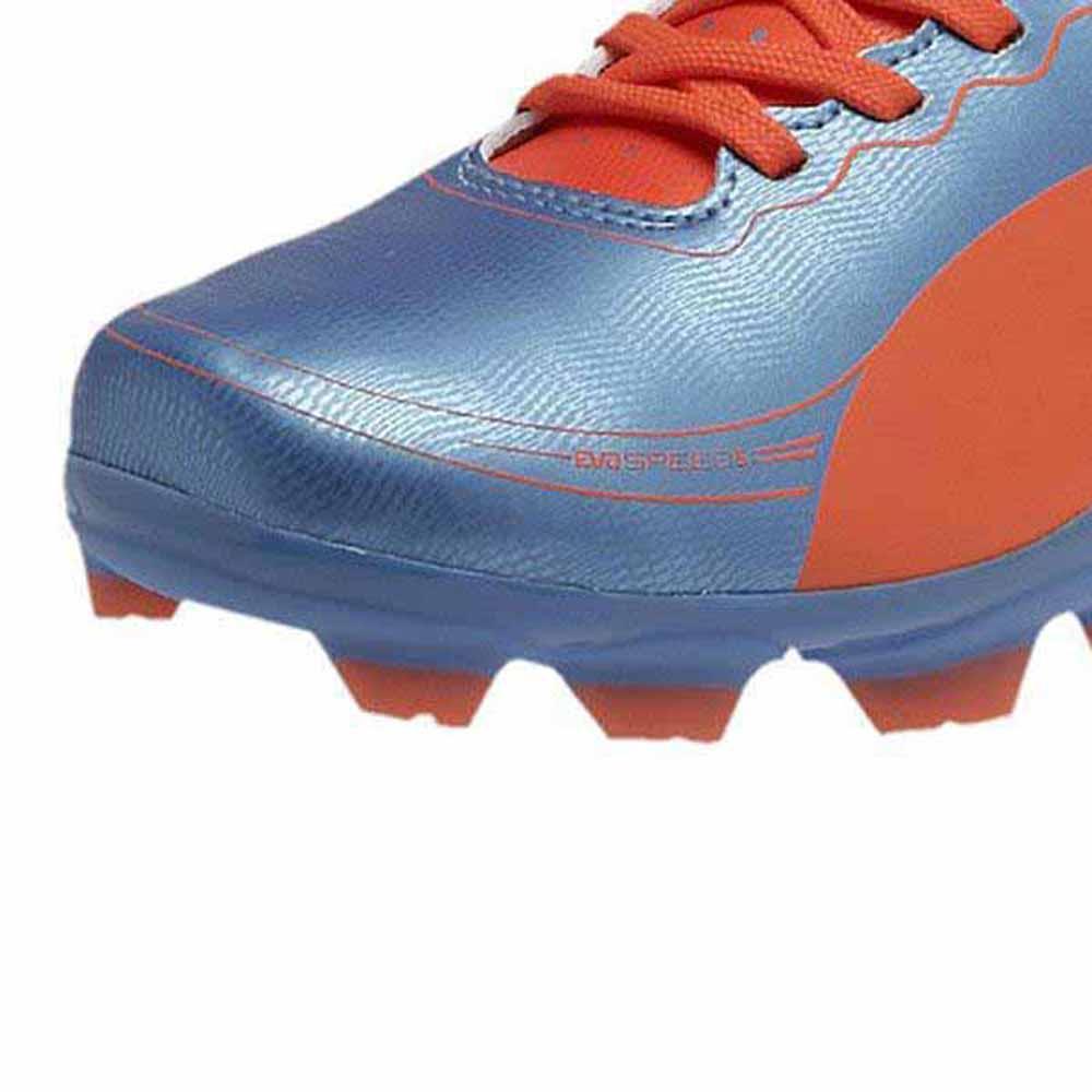 6cae87ae0 Puma Evospeed 5.2 FG Junior Blue buy and offers on Goalinn