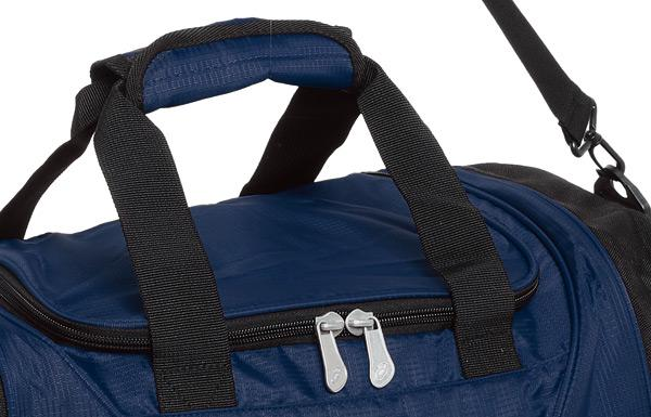 asics small duffel bag