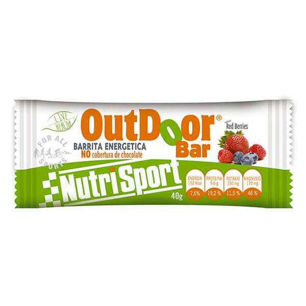 Nutrisport Snack Outdoor Bar