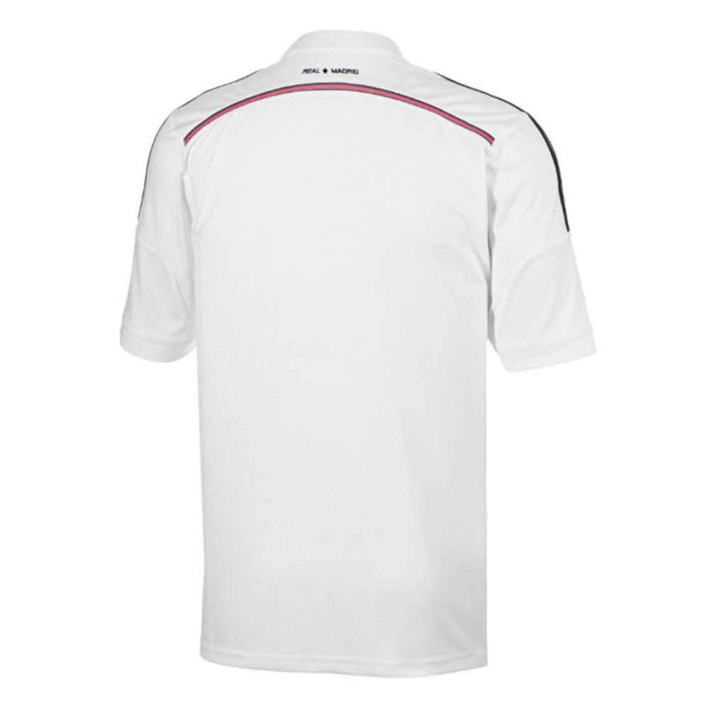 Adidas t shirt real madrid buy and offers on goalinn for Adidas custom t shirts