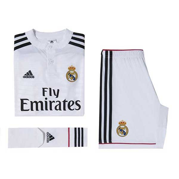 adidas Real Madrid Home Kit 14/15 Junior