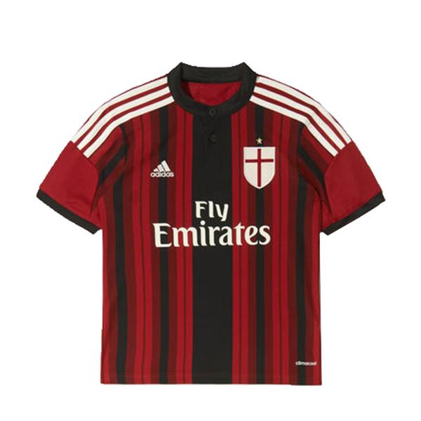 adidas T Shirt Ac Milan Junior