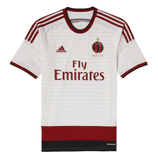 adidas T Shirt Ac Milan Away