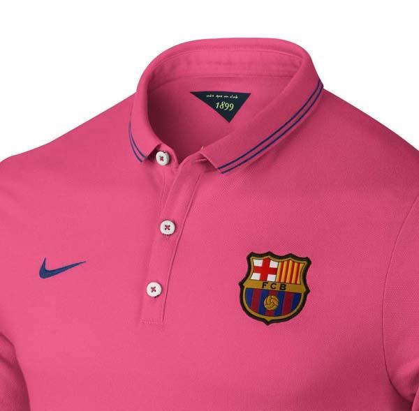 0ec88bdd Nike League FC Barcelona Authentic Polo, Goalinn