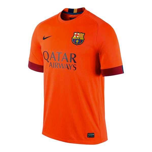 d933985e2b1ab Nike FC Barcelona Away - Red buy and offers on Goalinn