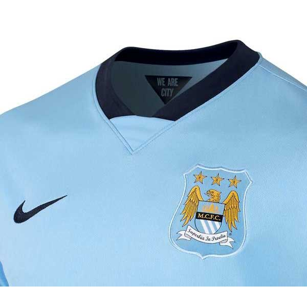 95b4e76fc ... Nike Manchester City FC Home 14 15 ...