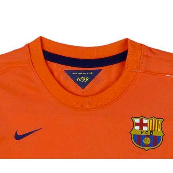 new concept 0ba81 a1b08 Nike FC Barcelona Away Kit 14/15 Infant Orange, Goalinn