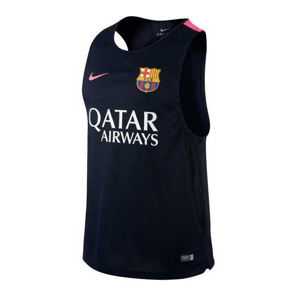 Nike FC Barcelona Squad Sleeveless Training Top b6d4cce093a53