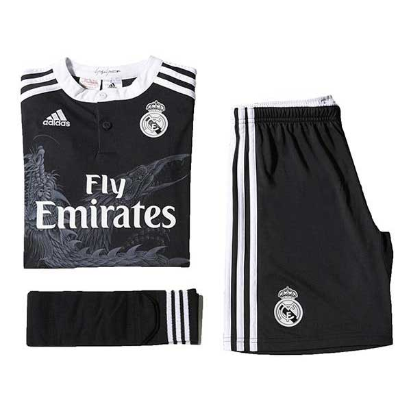 adidas T Shirts Real Madrid Third Mini Kids