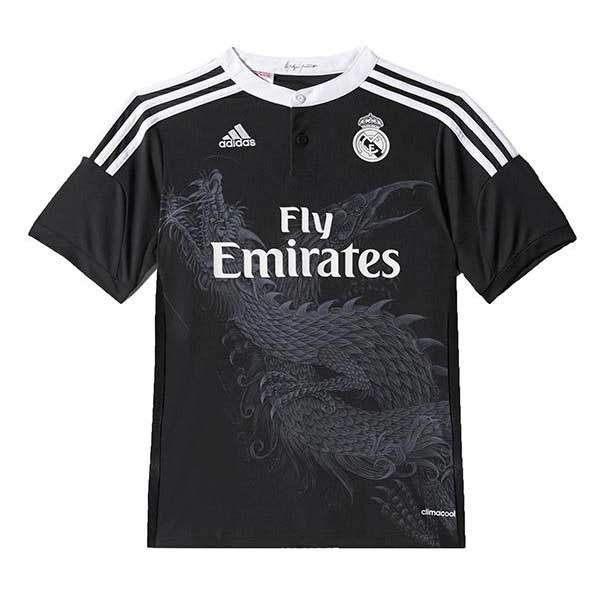 Real Madrid 3rd Kit 14/15