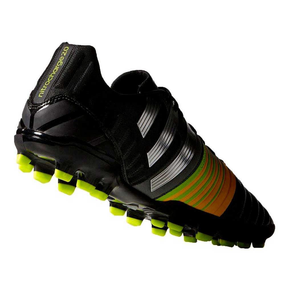 adidas Nitrocharge 2.0 AG Svart kjøp og tilbud, Goalinn Fotball