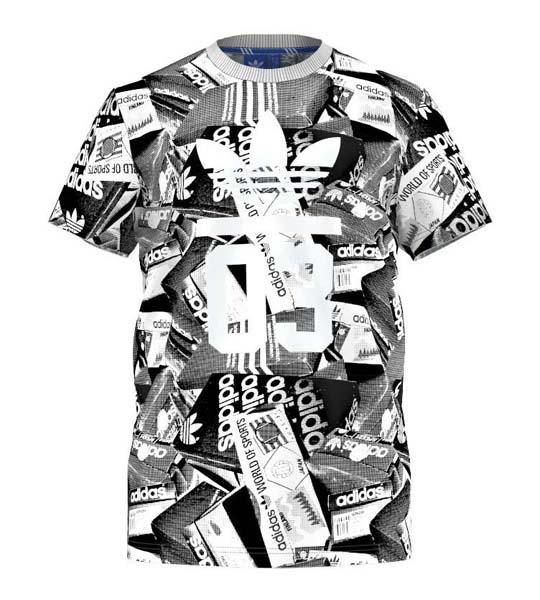 camisas adidas original