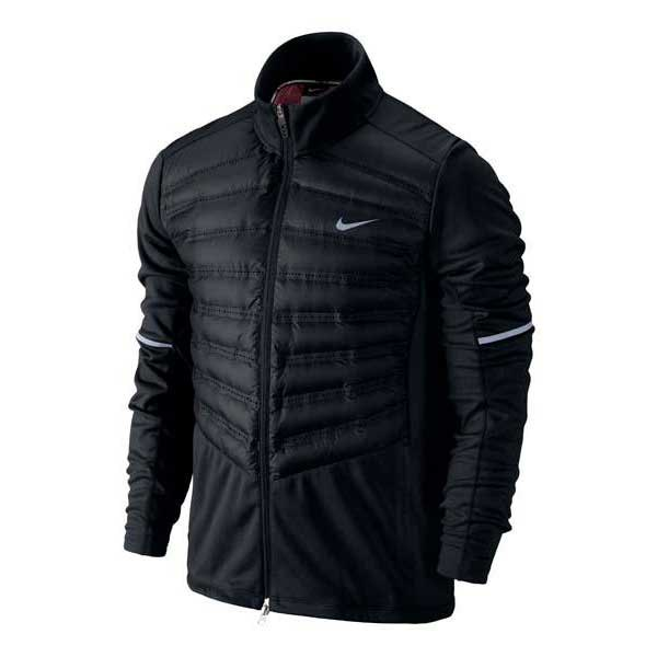 168637566aff Nike Aeroloft Hybrid Jacket buy and offers on Goalinn