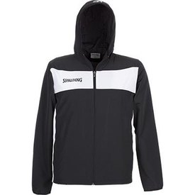 Spalding Evolution Il Woven Jacket With Hood