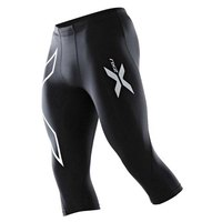 2xu 3/4 Compression Tights Logo