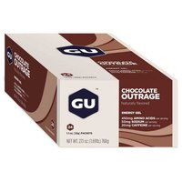 Gu Energy Gel Outrage Box 24 Unit