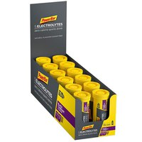 Powerbar Electrolytes Tablets Currant box 12 Units