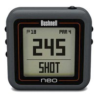 Bushnell Neo Ghost Golf Gps / Charcoal / Preloaded W/Worldwide Mapping