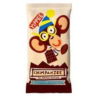 Chimpanzee Energy Bar Chocolate And Almonds 35gr Box 25 Units