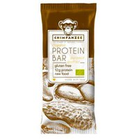 Chimpanzee Protein Bar Peanut Butter 45gr Box 25 Units