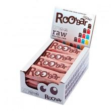 Roo´bar Raw Energy Bar Mulberry And Vanilla 50gr X 16